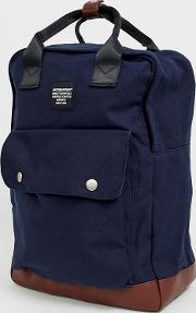 Smart Backpack With Handle