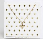 Bee Giftcard Necklace