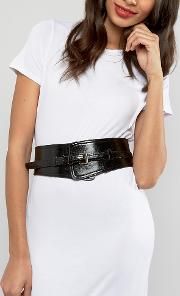 Johnny Love Rosie Buckle Corset Waist Belt