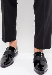 kg by kurt geiger patent loafers