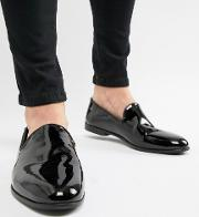 Kg By Kurt Geiger Patent Plain Loafers