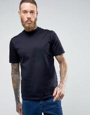 T Shirt With Turtle Neck