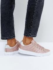 Court Frasco Trainers  Pink