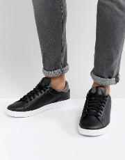 k swiss clean court leather trainers