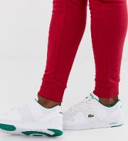 Thrill Chunky Trainers Leather