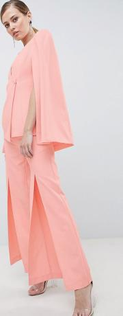 Tailored Trouser With Splits