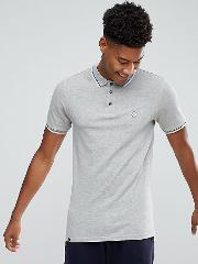 Tall Tipped Polo Shirt