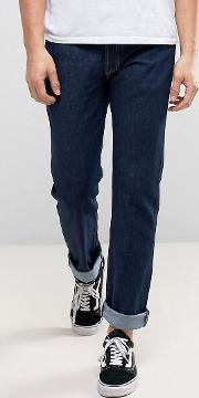 jeans 501 straight fit one wash