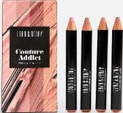 4 pack couture addict lip crayon set