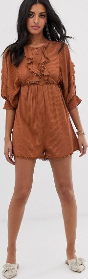 Relaxed Playsuit