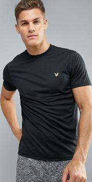 Peters  Shirt With Mesh Panels In Black