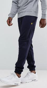 slim fit jogger navy