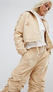 Hooded Jacket Co Ord