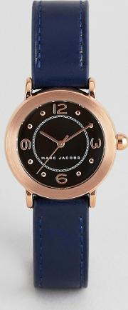 Mj1577 Ladies Leather Watch