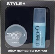men u style clay gift set
