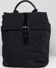 mi pac canvas day pack in black
