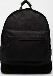 mi pac classic backpack in all black
