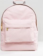 mi pac exclusive tumbled backpack in blush