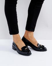 Flat Tassel Loafer