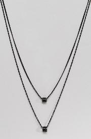 Necklace In Black