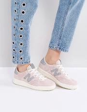 300 Court Trainers  Pink
