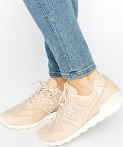 996 trainers  nude leather