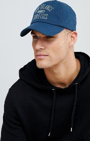 athletics cap in blue 500355 480
