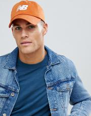 logo cap in orange 500173 807