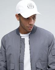 retro cap in white