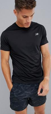 running accelerate  shirt  black