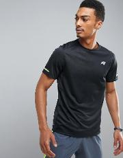 running impact  shirt  black mt63223bk