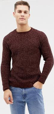 Chenille Knit Jumper