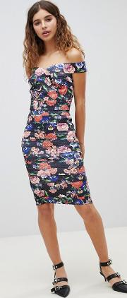 floral co ord skirt