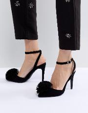 pom point court shoe