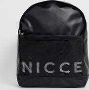 Backpack With Large Logo