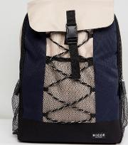 nicce explorer backpack in stone