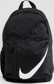Large Swoosh Logo Backpack