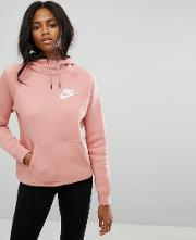 rally pullover hoodie