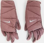 Running Womens Quilted Gloves 2.0