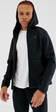 Tech Fleece Zip Through Hoodie