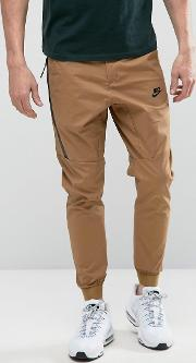 woven chino trousers  beige 823363 245