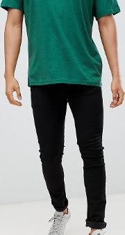 super skinny jeans  black