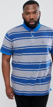 Polo With Double Stripe
