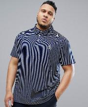 Sport Polo With Cool Effect And Stripe