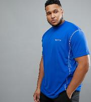 sport  shirt in blue with cool effect