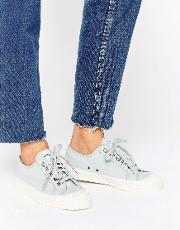 Star Master Classic Plimsolls In Baby Blue