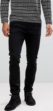 Co Tilted Tor Skinny Fit  Dry Cold Black