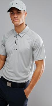 Golf Elemental Polo Regular Fit In Grey