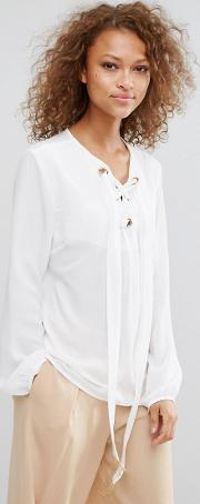 Pussybow Blouse