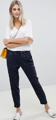 pin stripe trouser